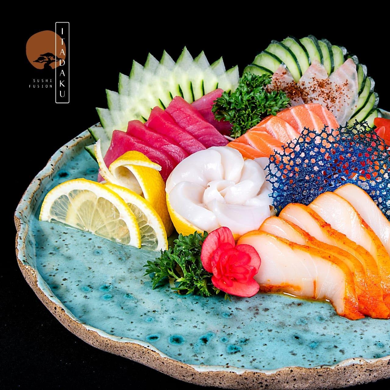 Itadaku Sushi Fusion (chef Cadu Ramos)