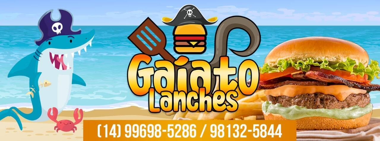 Gaiato Lanches Delivery