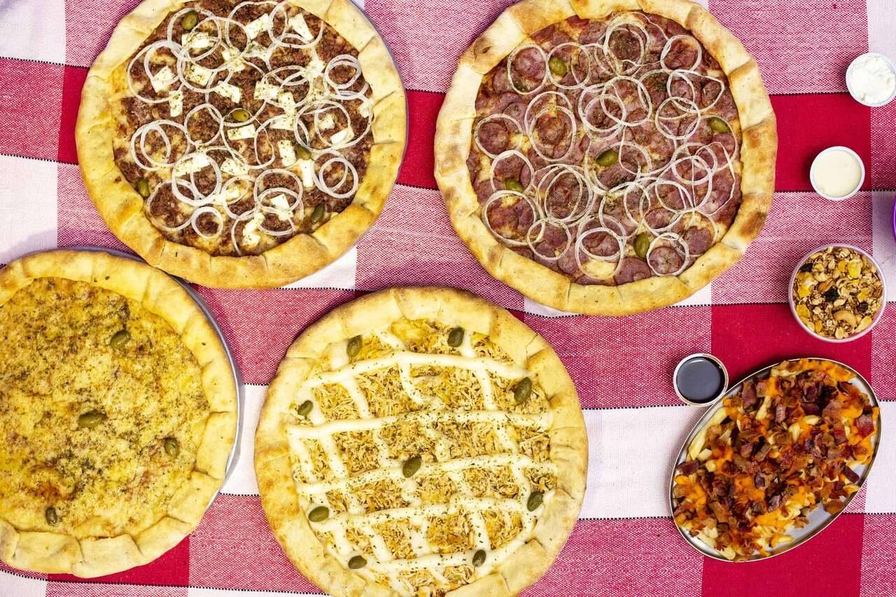 Pizzaria da Familia Prazeres