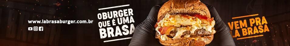 La Brasa Burger - Goiânia Sul