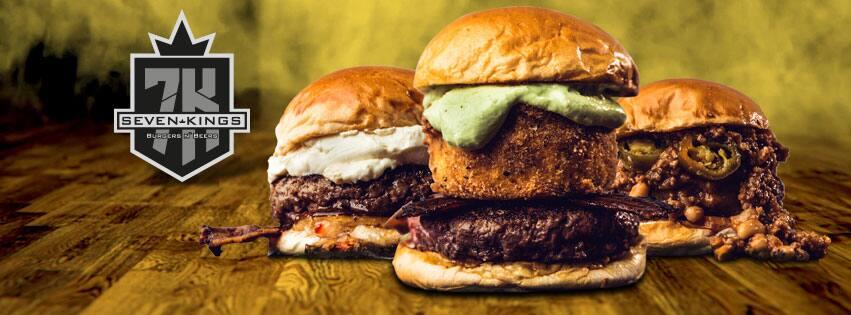 Seven Kings Burgers N Beers