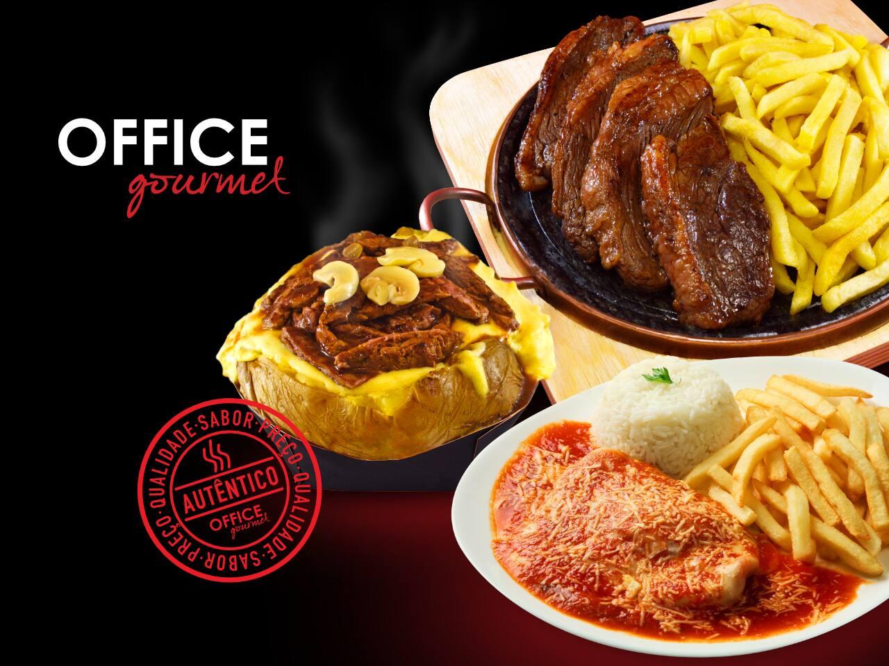 Office Gourmet Madureira