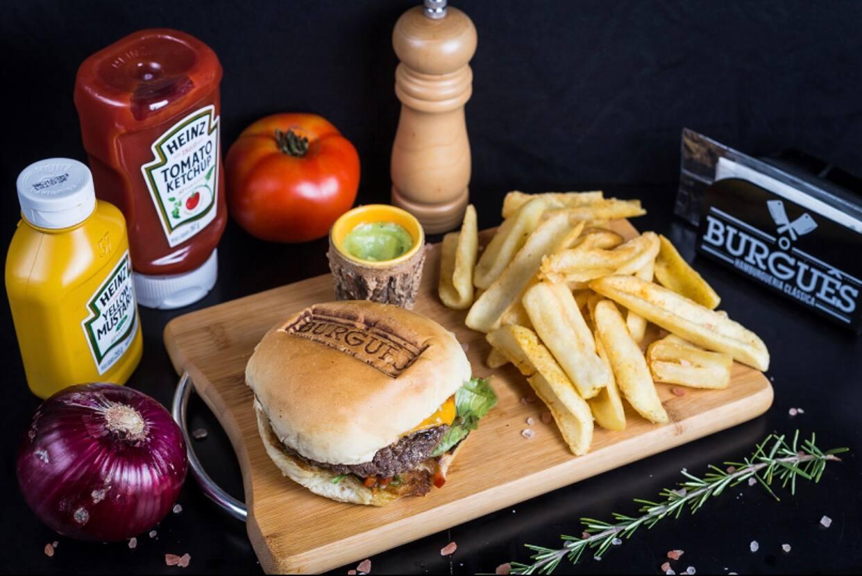 O Burguês - Burger Barra da Tijuca