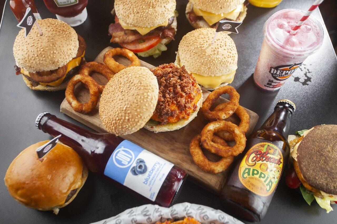 Depot4 Grilled Burger Tatuapé