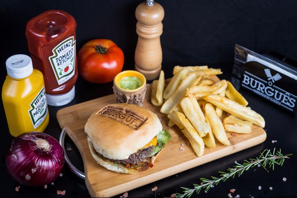 O Burguês - Burger  Recreio