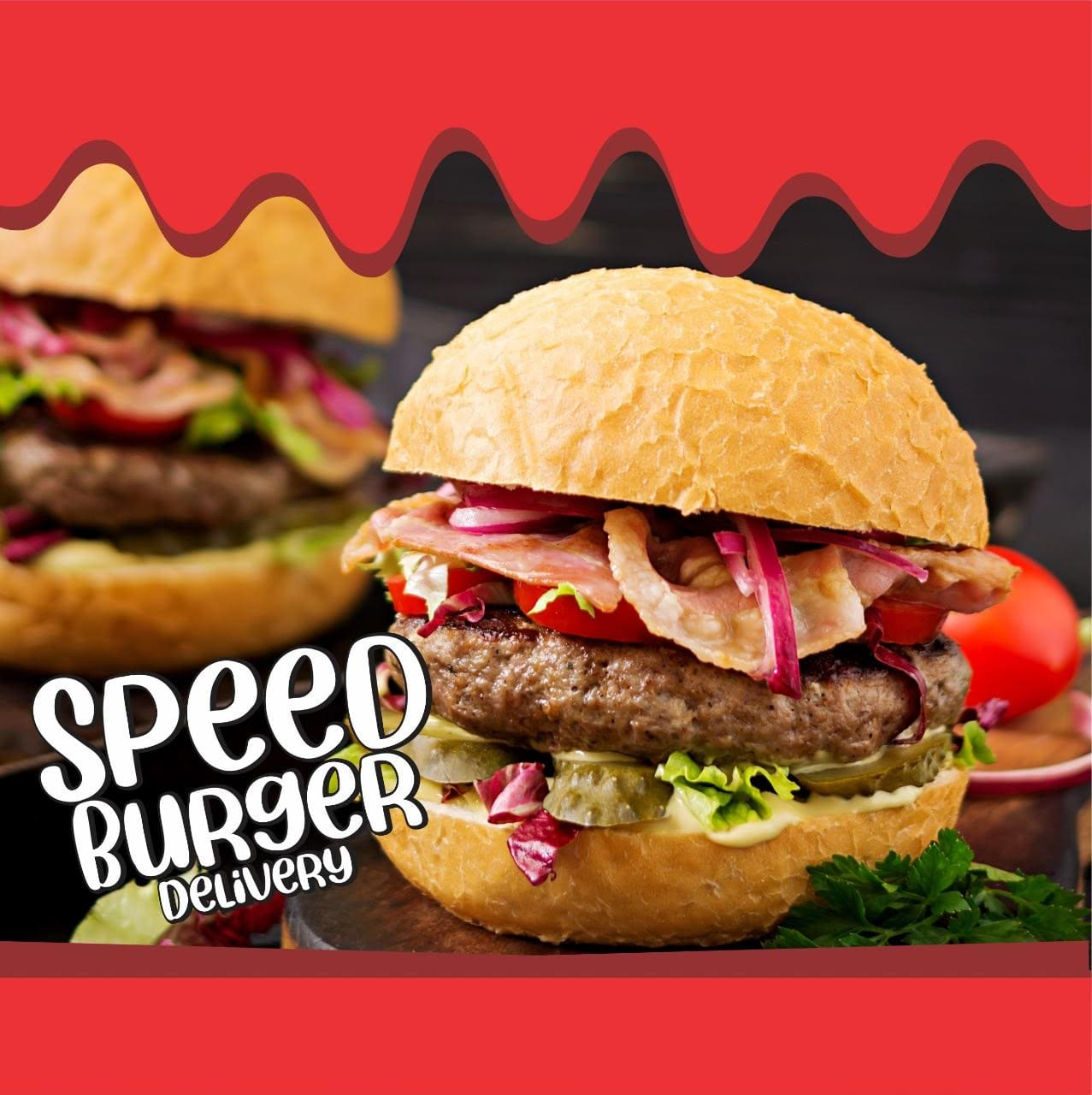Speed Burger Delivery