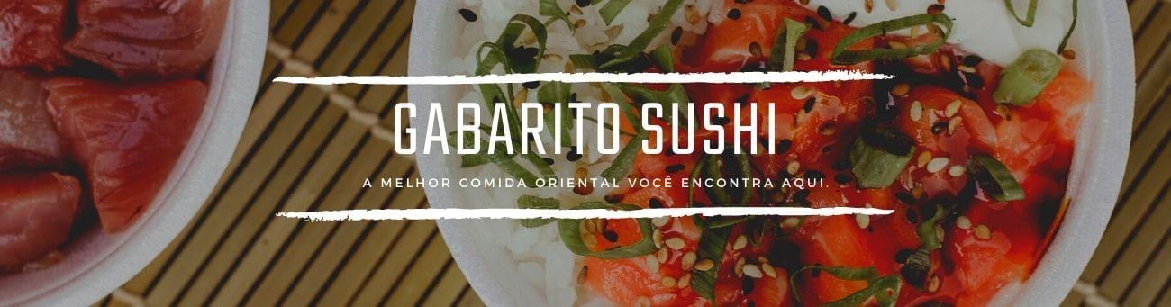 Gabarito Sushi Delivery