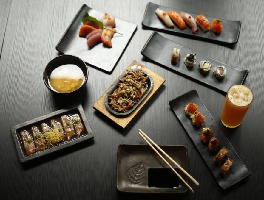 Mori Ohta Sushi  - Jardins
