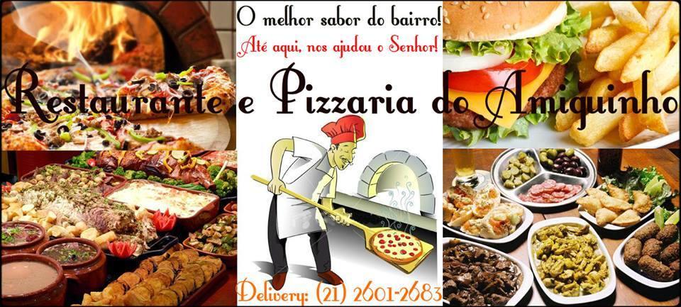 Restaurante e Pizzaria do Amiguinho