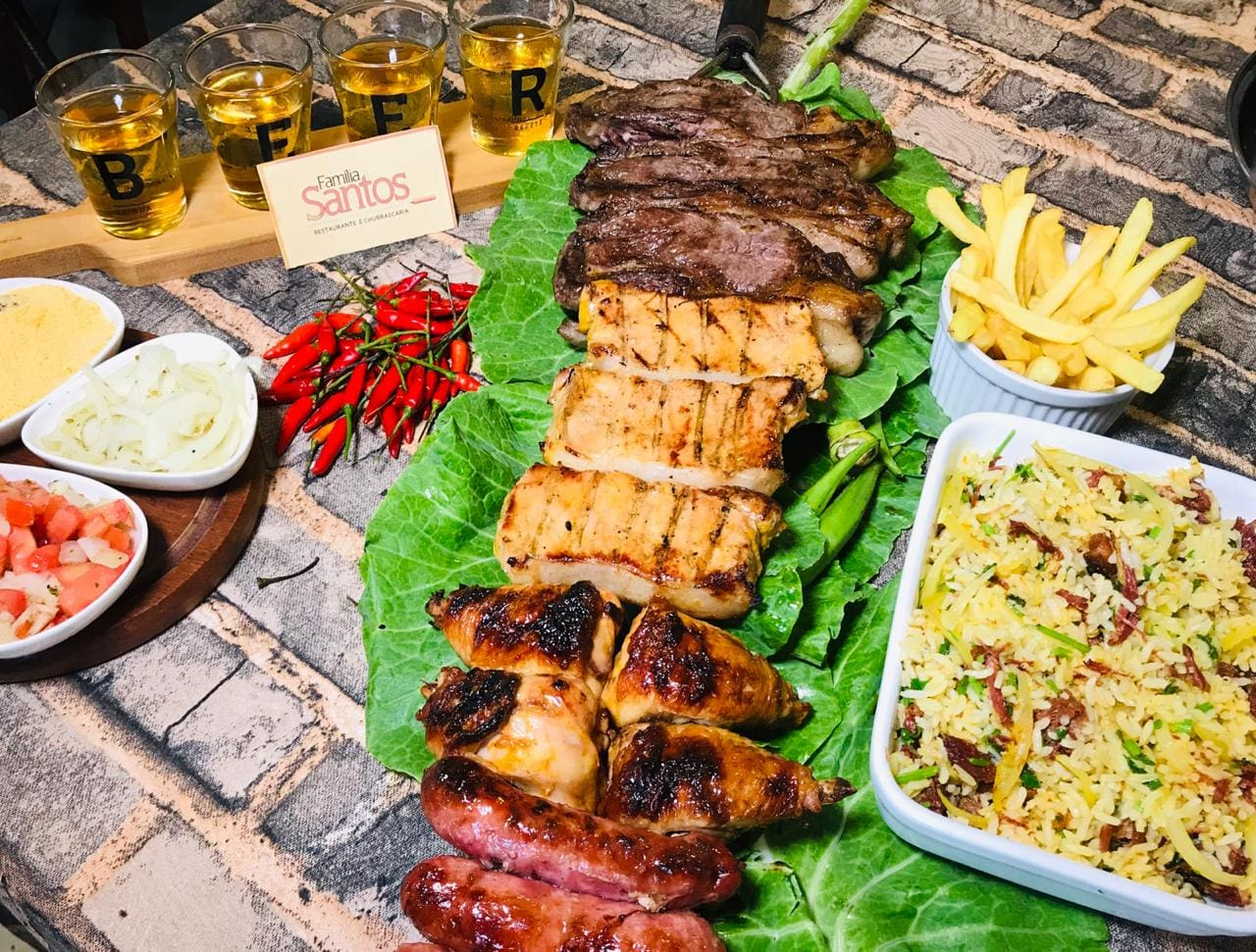 Família Santos Restaurante Churrascaria