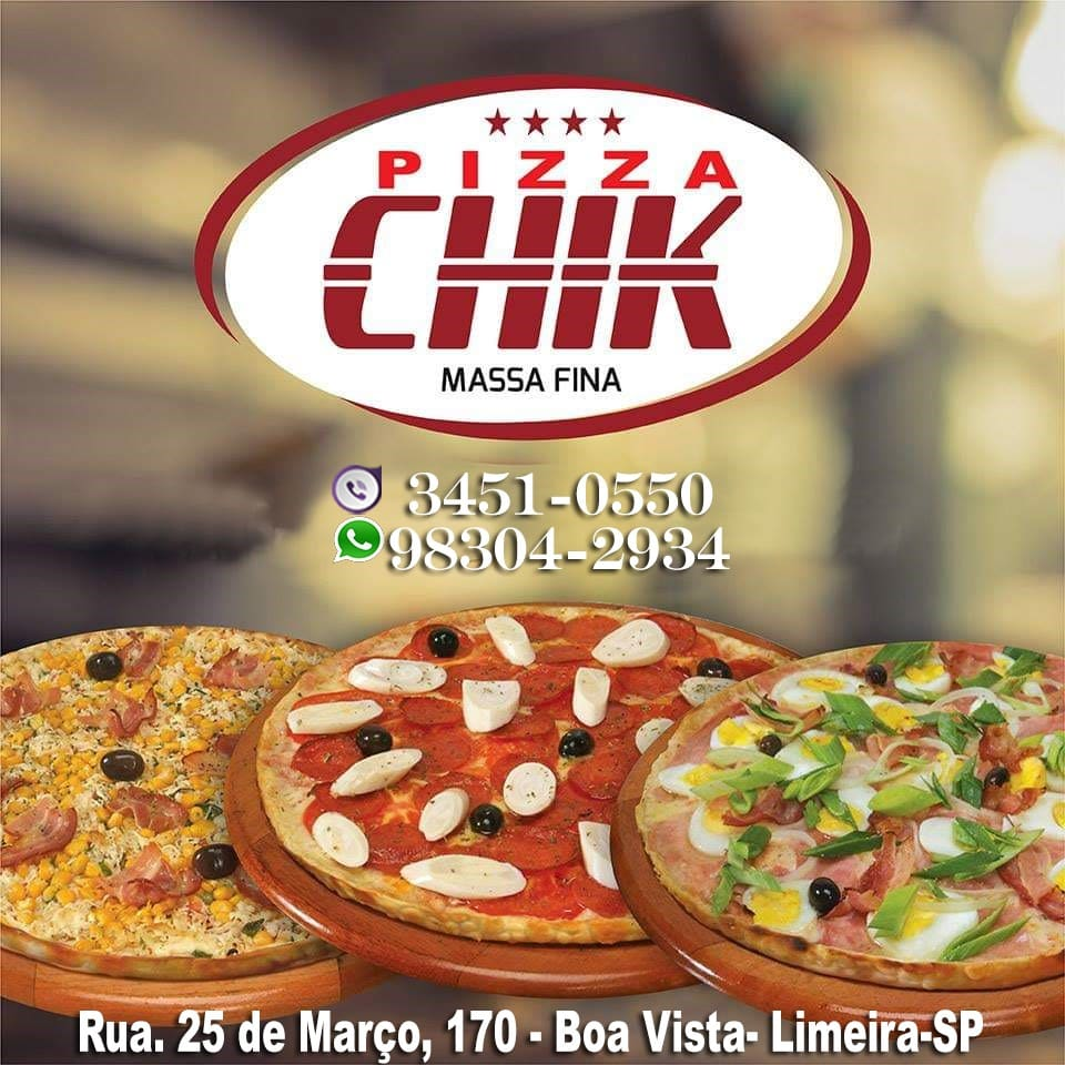 Pizza Chik Limeira