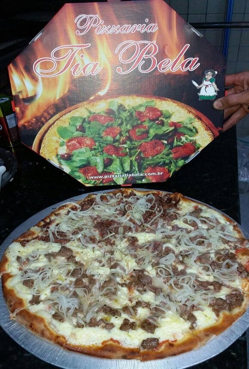 Pizzaria Tia Bela À Lenha
