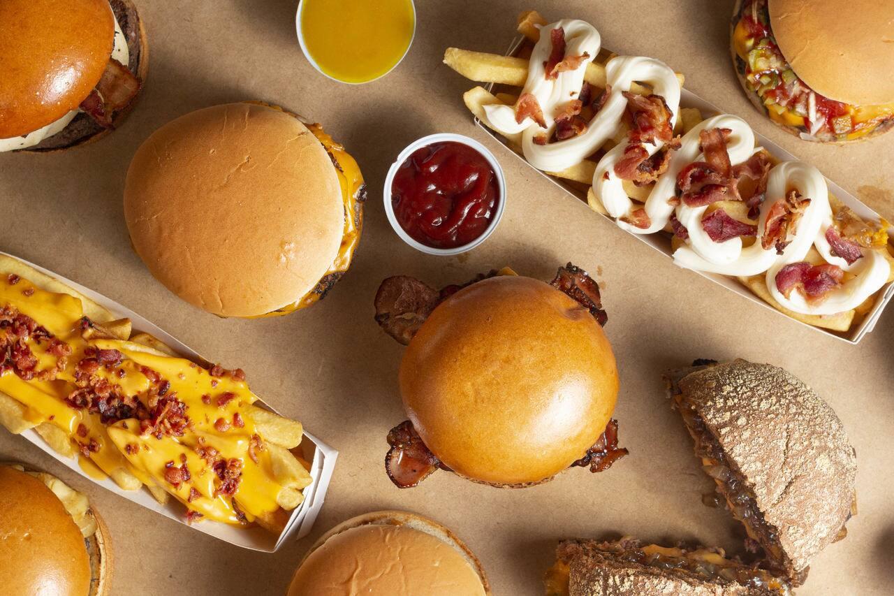 Burger Company Santos