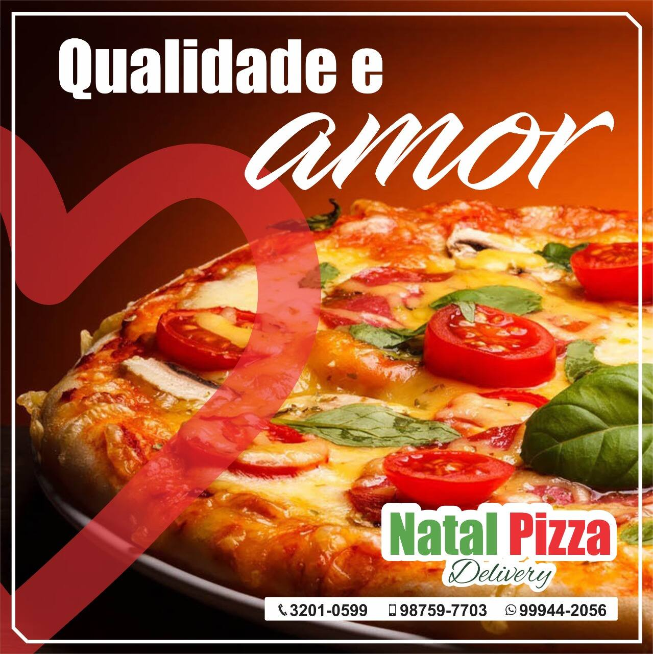 Natal Pizza Delivery