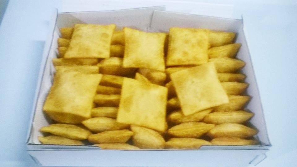 Fritos Pastelaria