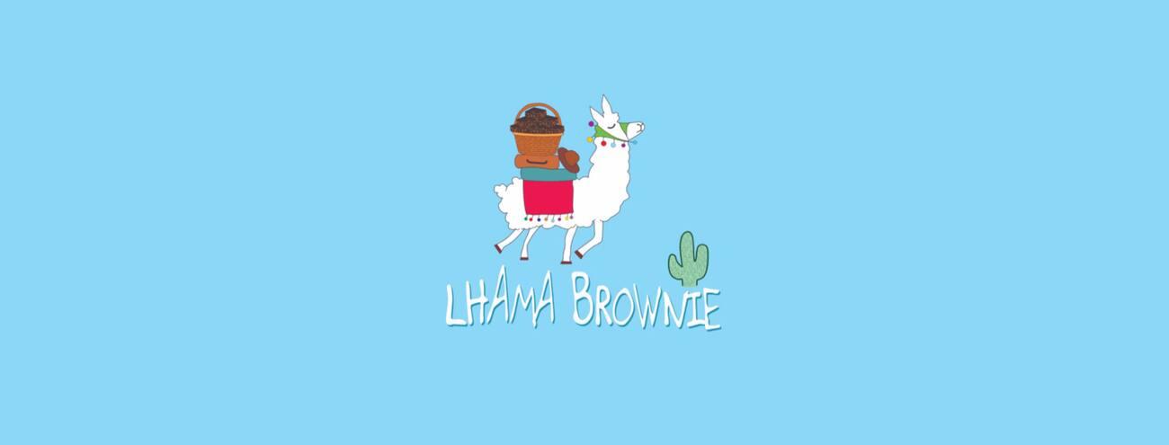 Lhama Brownie