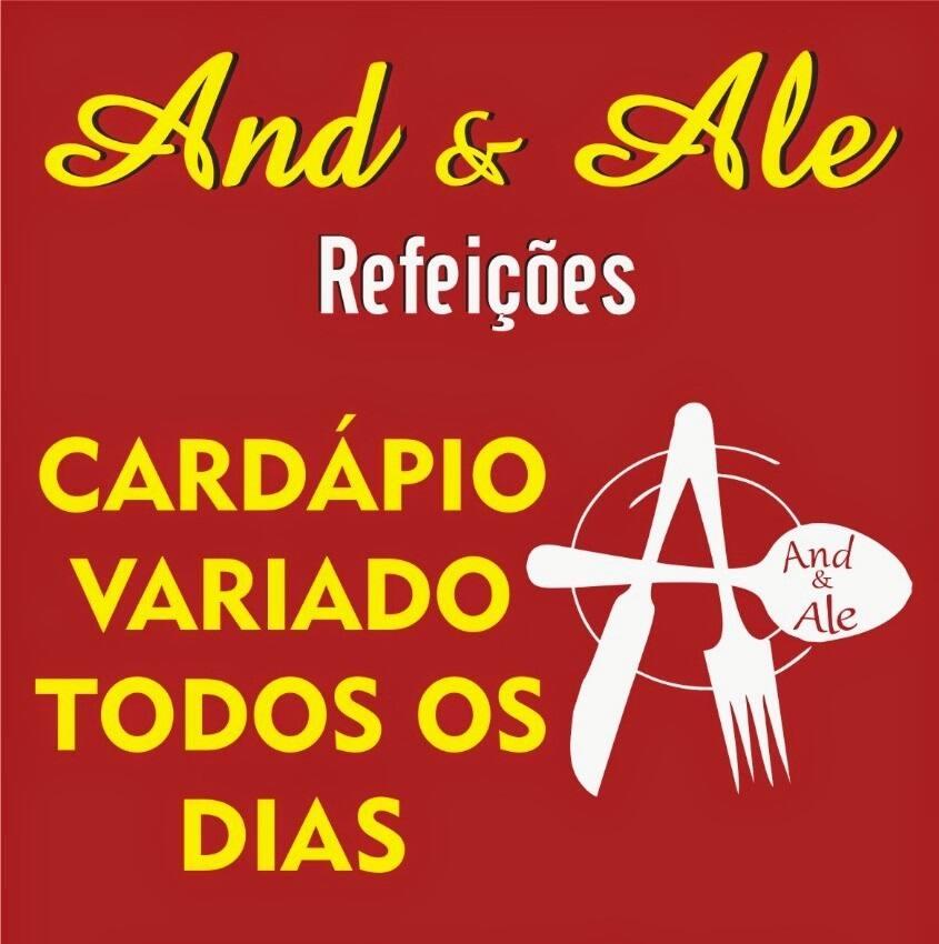 And & Ale Refeições e Lanches
