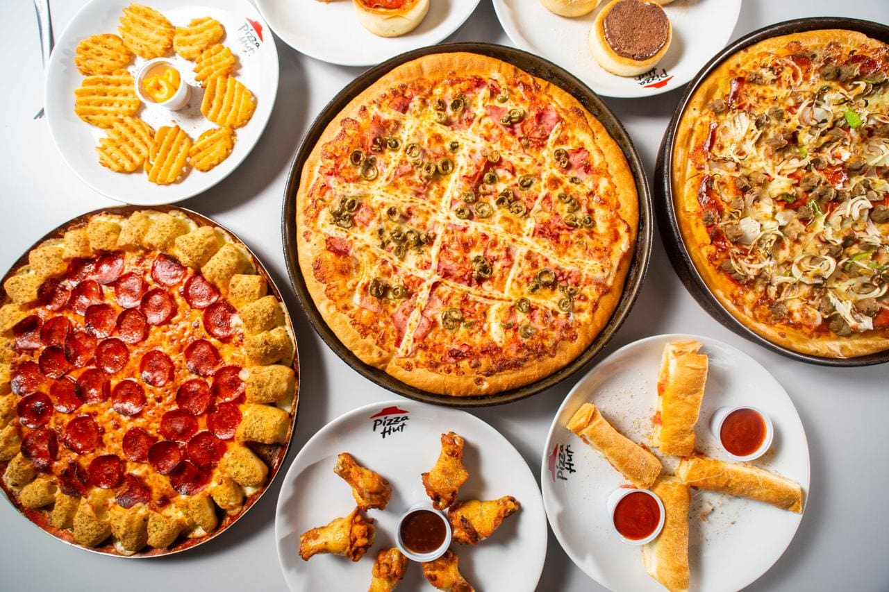 Pizza Hut - Jardim Oceânico