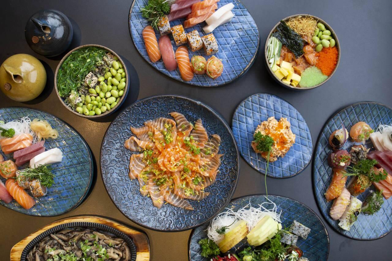 Peixe Ao Cubo - Sushi, Temaki e Poke