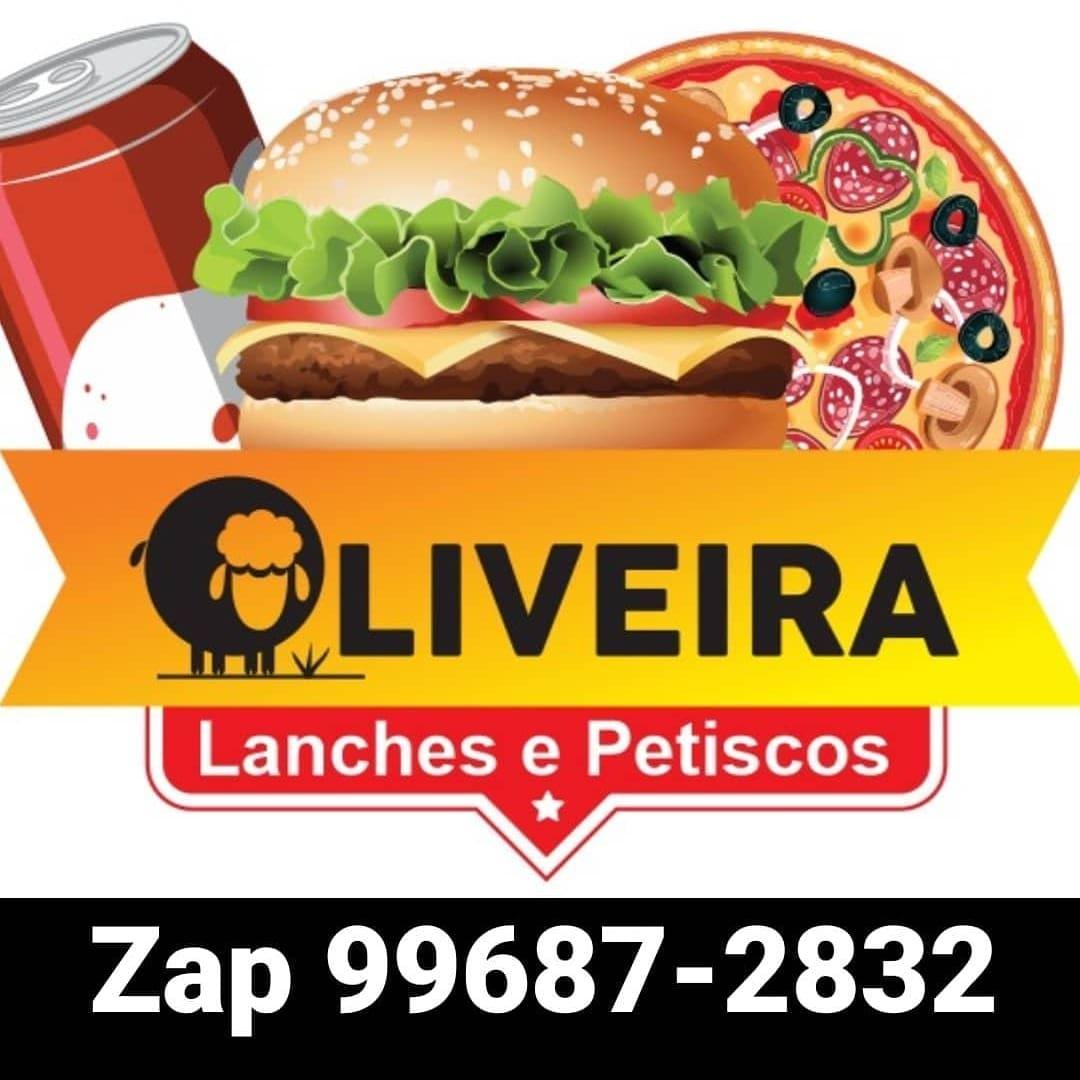 Oliveira's Lanches e Petiscos.