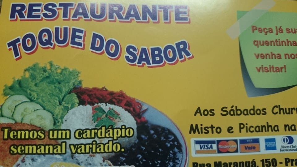 Toque do Sabor