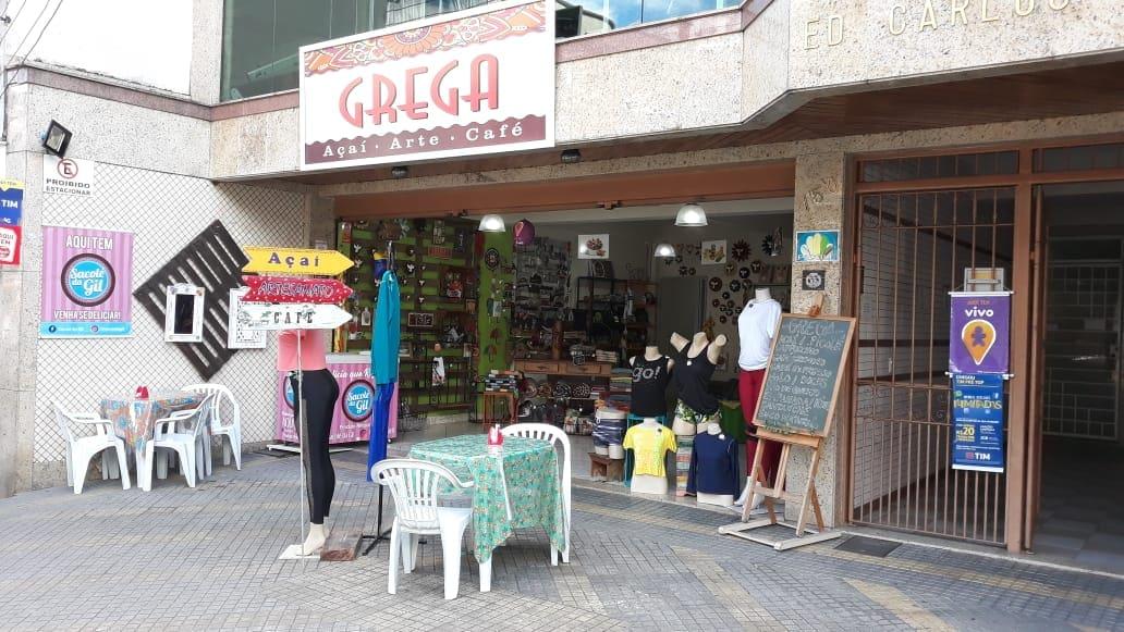 Grega Açaí Arte e Café