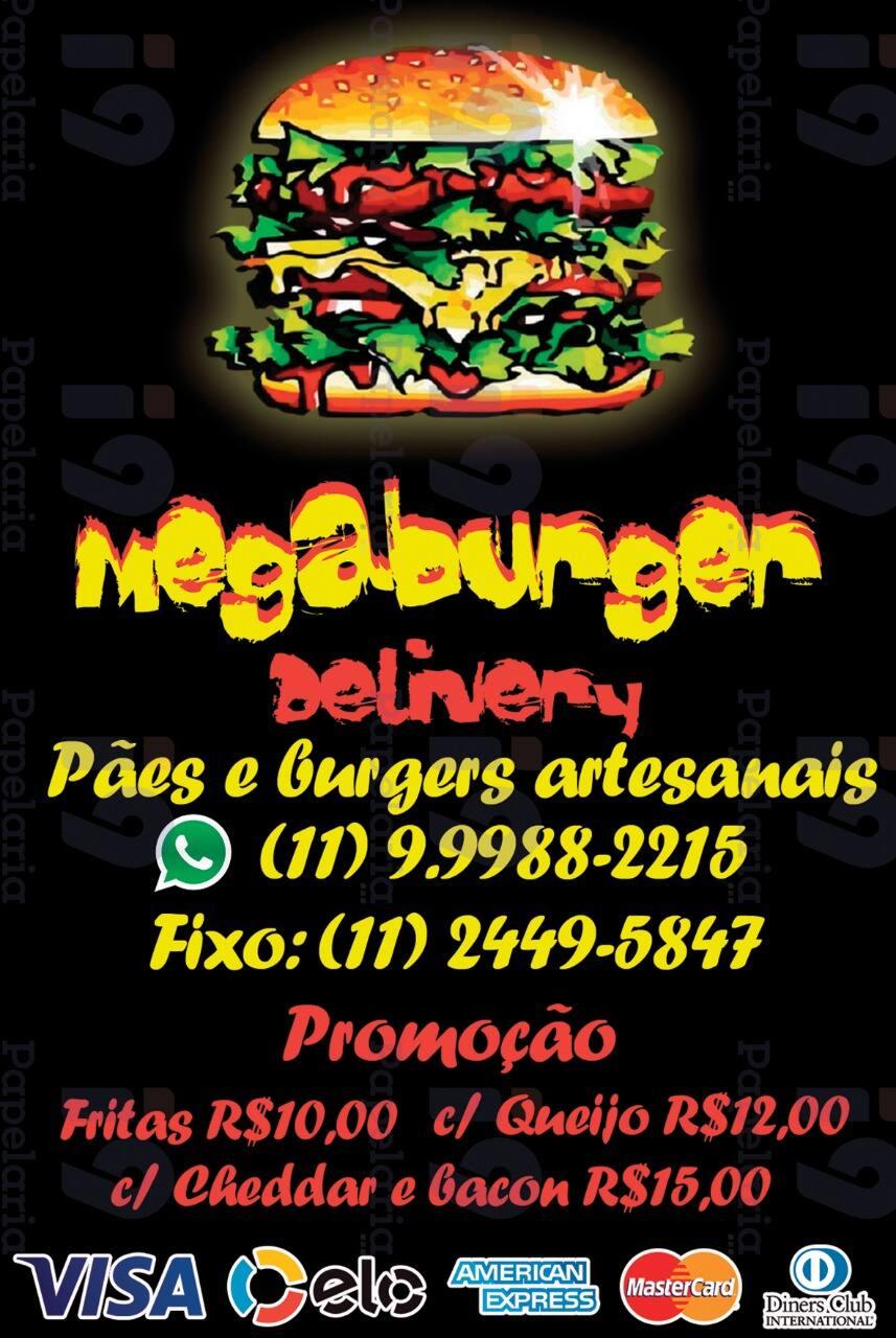 Megaburger Delivery