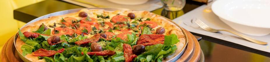Premiatta Pizzaria - Vila das Mercês