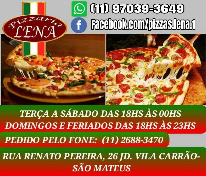 Pizzaria Lena