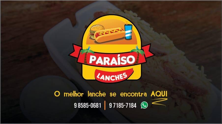 🍔 PARAISO LANCHES 🍔
