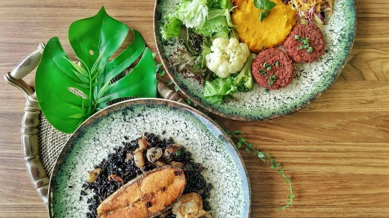 Restaurante Mutirão Culinária Natural