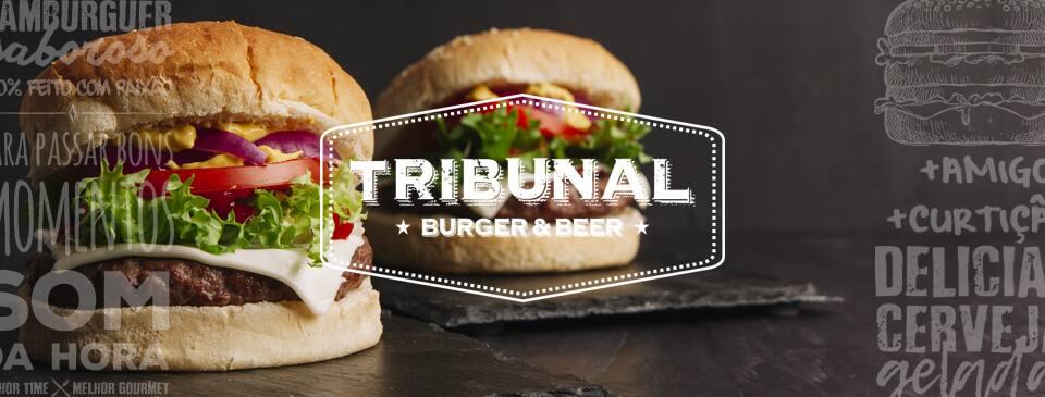Tribunal Burger e Beer