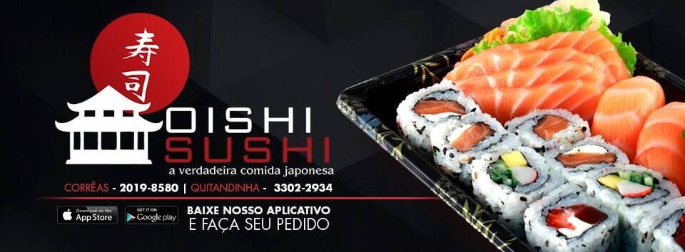 Oishi Sushi Corrêas