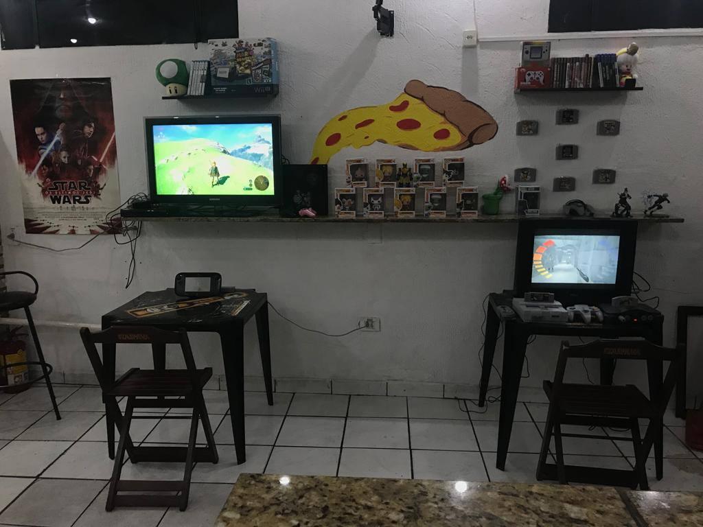 Tri Bom Pizza & Cia