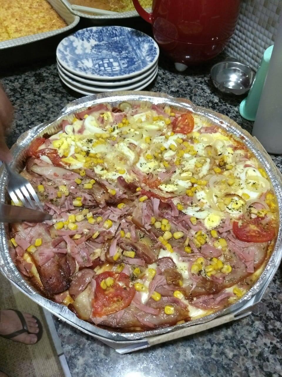 Djalma Lanches e Pizzaria
