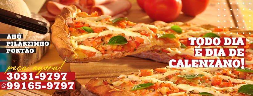 Calenzano Pizzarias - Portão