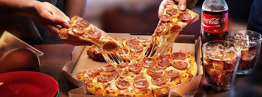 Domino's Pizza - Atibaia