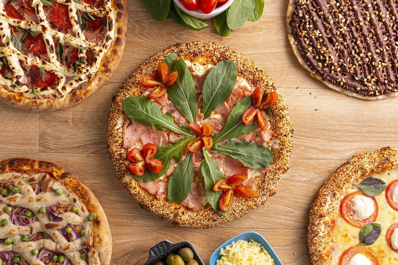 Tomanik Pizzas - Osasco