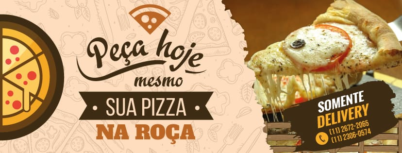Pizza na Roça