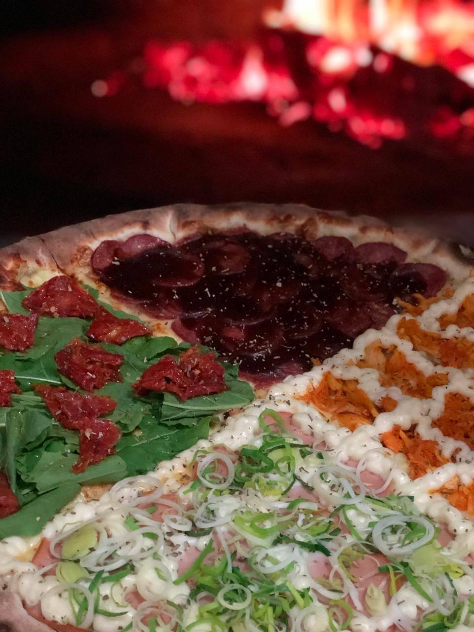 Pizzaria na Brasa