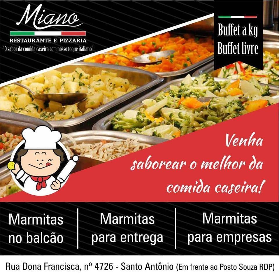 Restaurante Miano