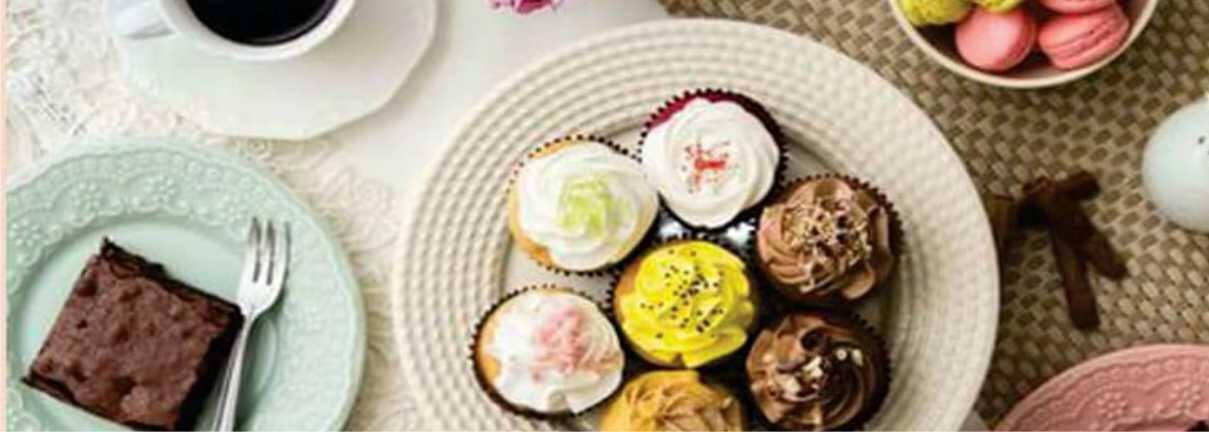 Das Gurias Cupcakes