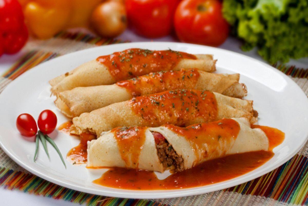 Massa Gourmet Panquecaria.