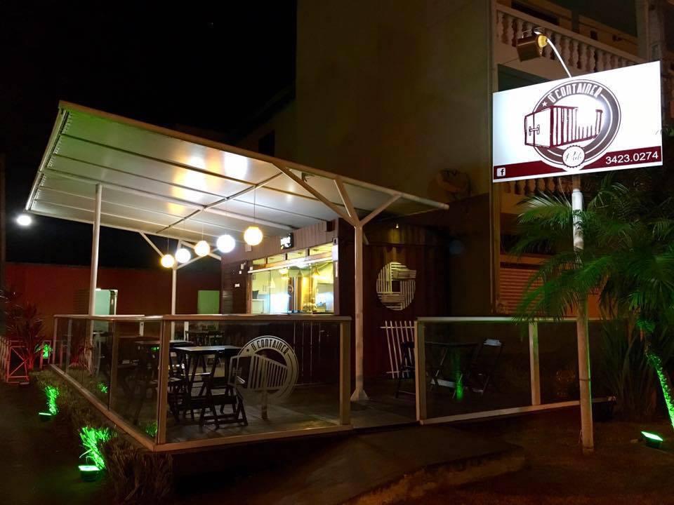 O' Container Pub