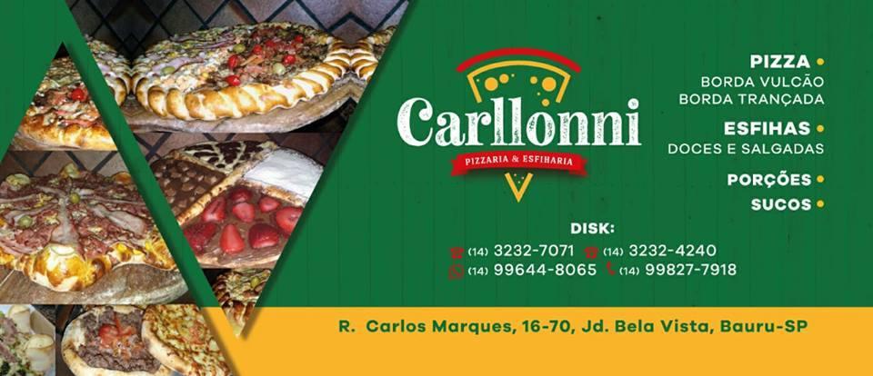 Carllonni Pizzaria e Esfiharia