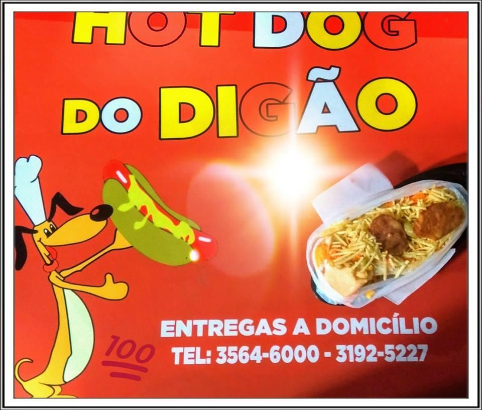 Hot Dog do Digão