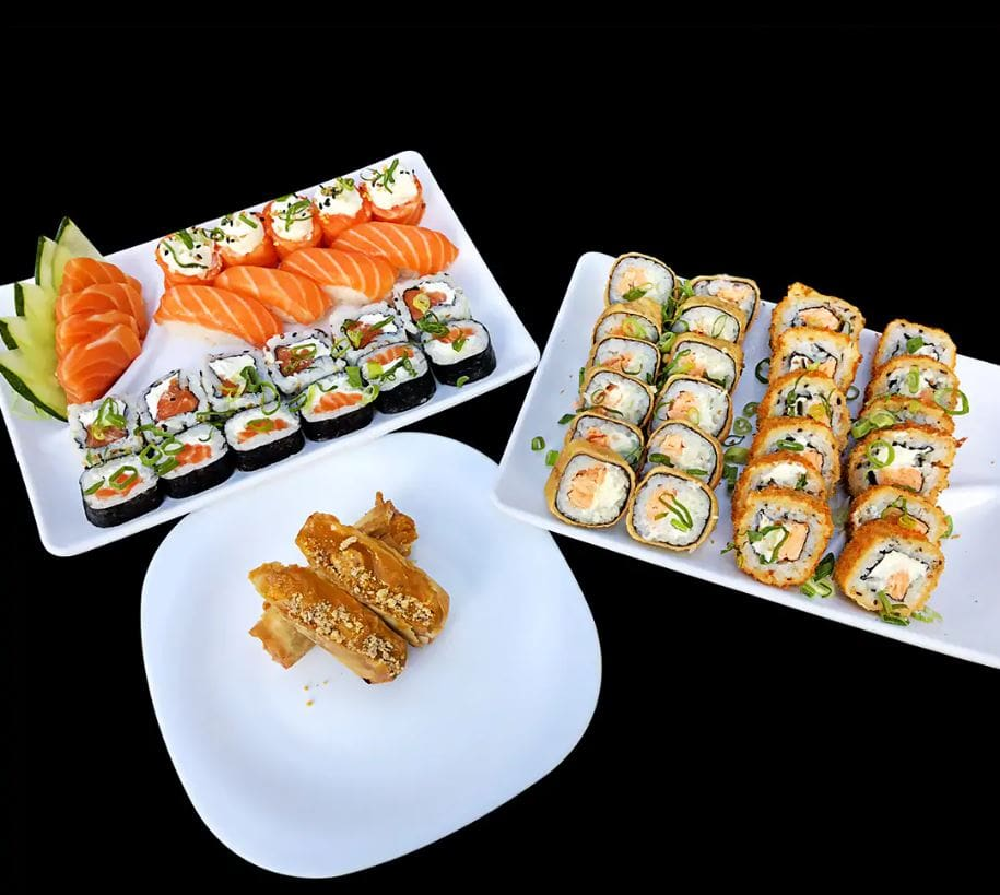 Sushi Rão - Niterói