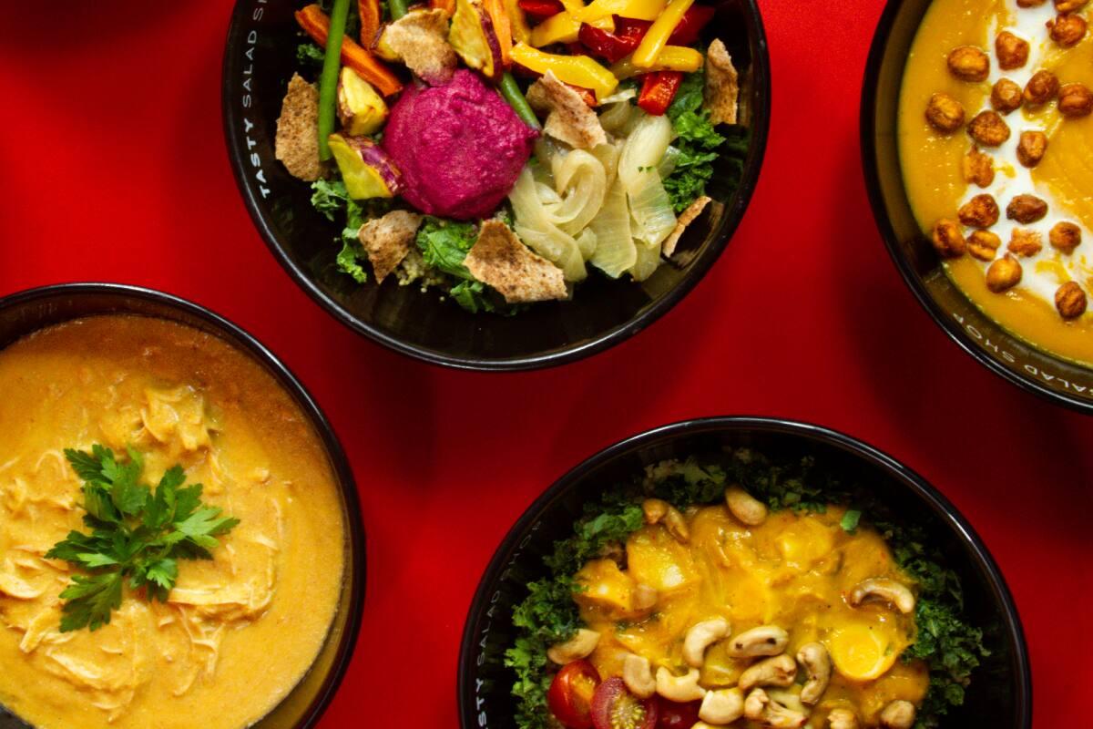 Tasty Salad Shop - Centro