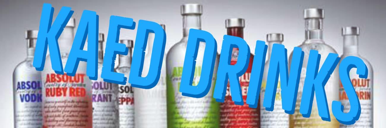 Kaed Drinks