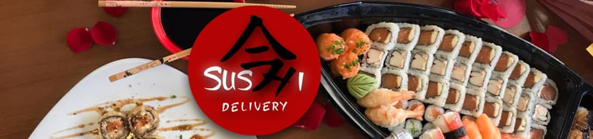 Sushi Delivery!
